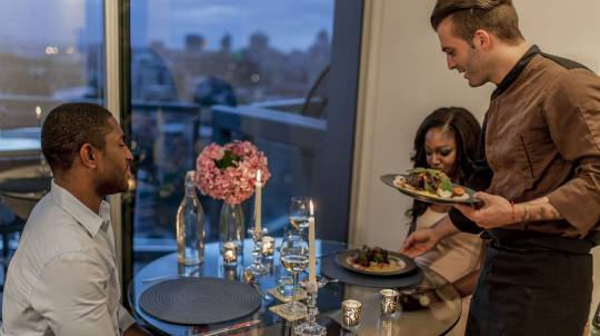 Six Course At-Home Private Dining Experience - For 2