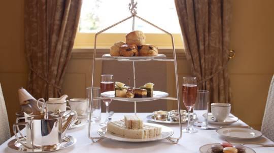 The Hotel Windsor's Afternoon Tea - Weekday