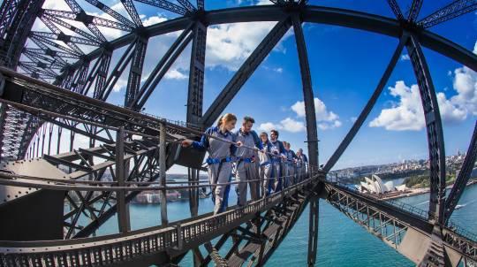 Sydney Harbour Bridge Sampler Day Climb - Weekend - Adult