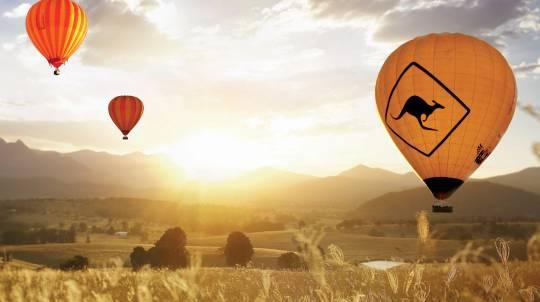 Hot Air Balloon Flight Over Atherton Tablelands - 60 Minutes