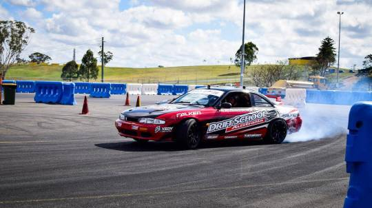 Drift Car Thrill Ride - 2 Laps