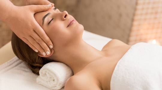 Massage and Vichy Shower - 90 Minutes