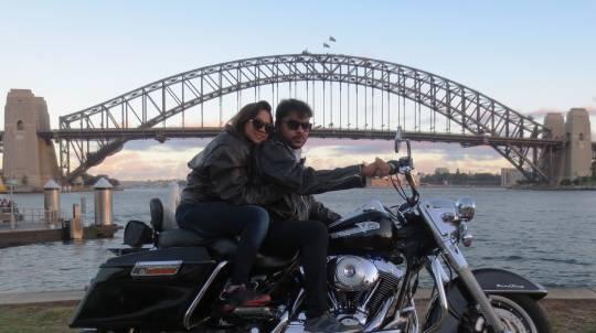 Harley Davidson Sydney Sights Tour - 60 Minutes