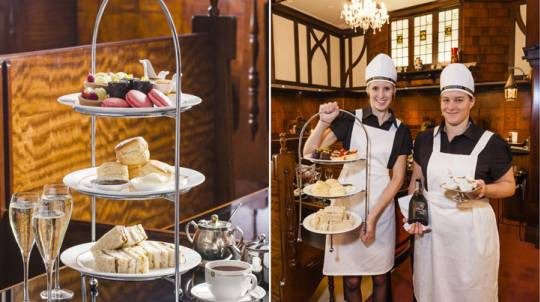 Traditional High Tea with Sparkling - For 2