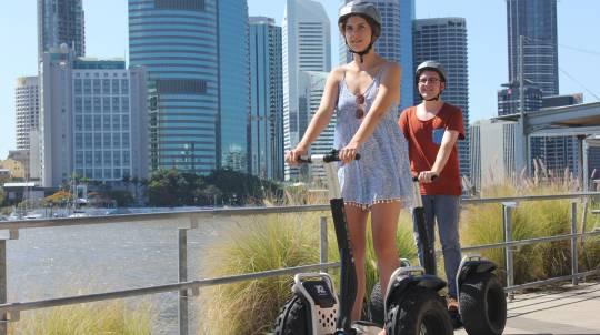 Brisbane Segway Tour - 60 Minutes
