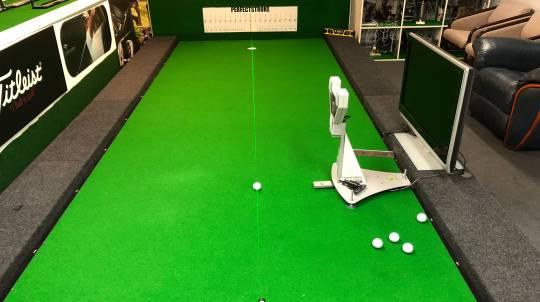 Indoor Golf Simulator Lesson - 90 Minutes