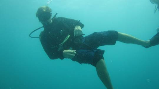 Magnetic Island Open Water PADI Course - 3 Days