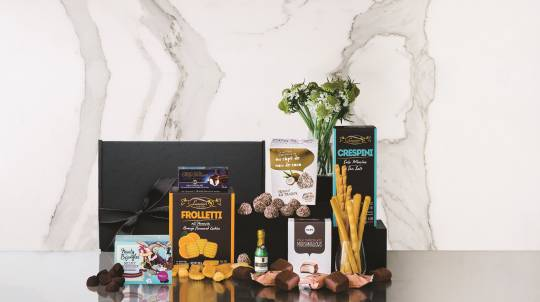Truffles and Treats Gourmet Hamper