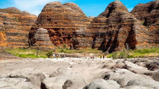 The Great Kimberley Adventure from Darwin to Broome - 9 Days