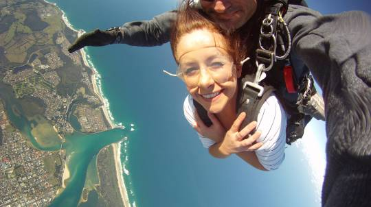Tandem Skydive Over Byron Bay - Up To 15,000ft - Midweek