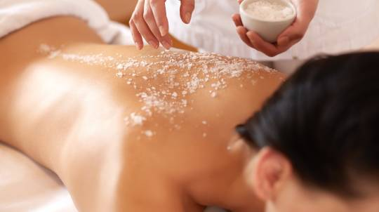 Relaxation Massage, Mud Wrap, Facial and More - 4 Hours
