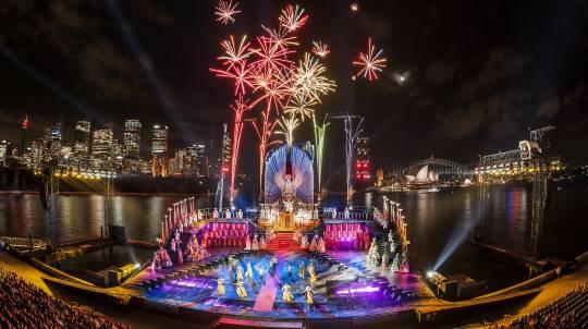 West Side Story on Sydney Harbour - B Reserve Ticket
