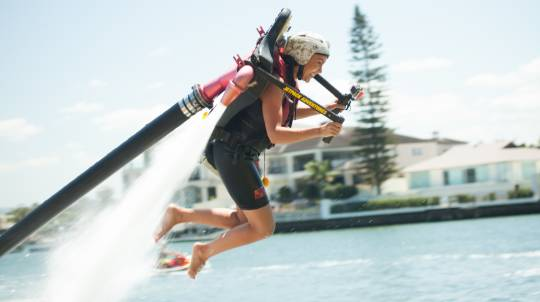 Jetpack or Flyboard Experience - Introductory - Penrith