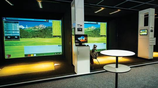 Realistic Golf Simulator - Traralgon - 3 Hours