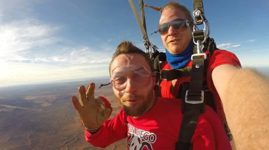 Uluru Daytime Tandem Skydive - 12,000ft