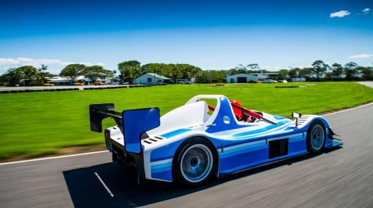 Radical Race Car Driving Experience - QLD Raceway - 8 Laps