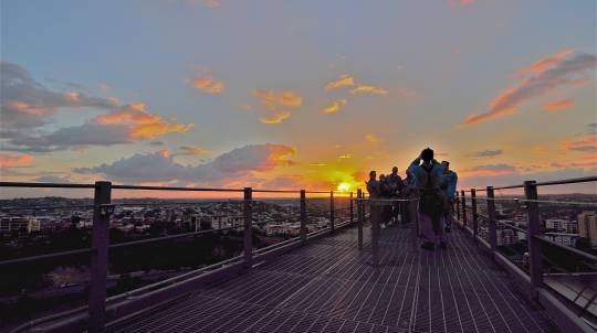 Brisbane's Story Bridge Dawn Climb