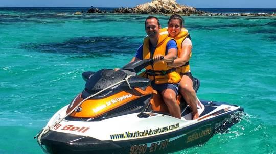 Ocean Blast Jet Ski Tour - 30 Minutes - For 2