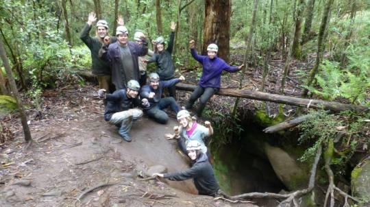 Britannia Caves Adventure - Daytime