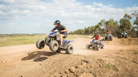 Sydney Quad Bike Adventure Tour - 60 Minutes - Weekday