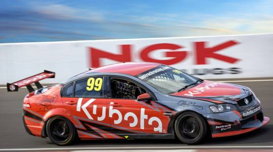 V8 Supercar Drive and Back Seat Ride Combo - 9 Laps - Winton