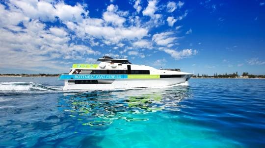 Rottnest Island Return Ferry from Hillary's Boat Harbour