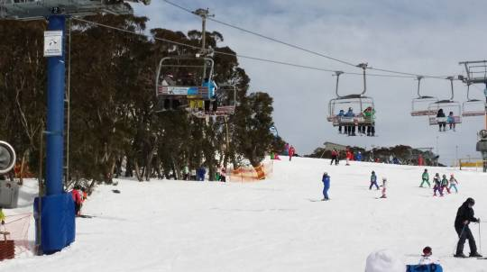 Full Day Mount Buller Snow Trip with Entry
