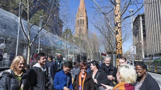 Melbourne Lanes and Arcades Tour