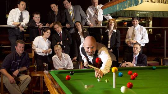 Billiards Snooker Lesson with World Champion