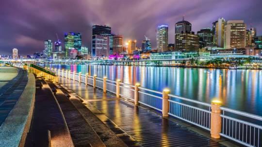 Segway Around Brisbane Night Tour - 2 Hours