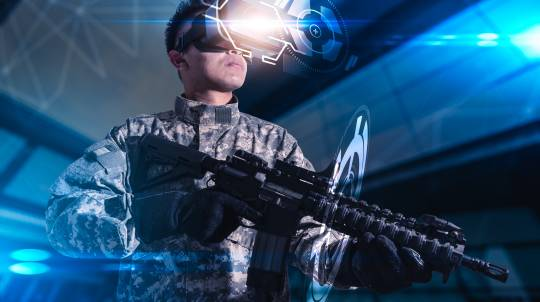 60 Minute Virtual Reality Experience