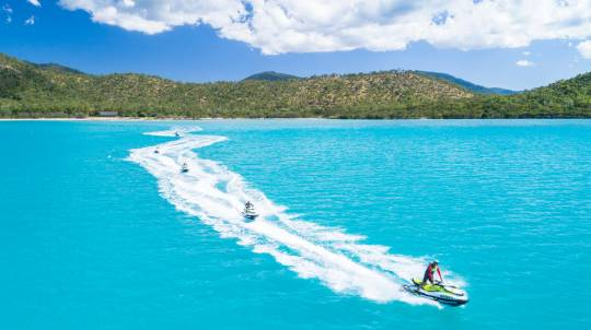 Whitsunday Jet Ski To Paradise Tour with Brunch - For 2