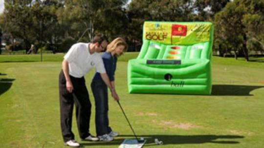 Golf Lesson with a PGA Pro