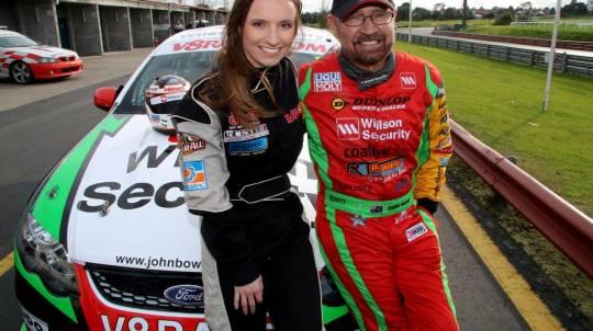 V8 6 Lap Drive Plus 3 Hot Laps with John Bowe - Sydney