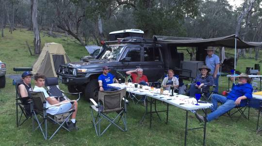 3 Day 4WD Adventure with Meals and Camping Accomodation