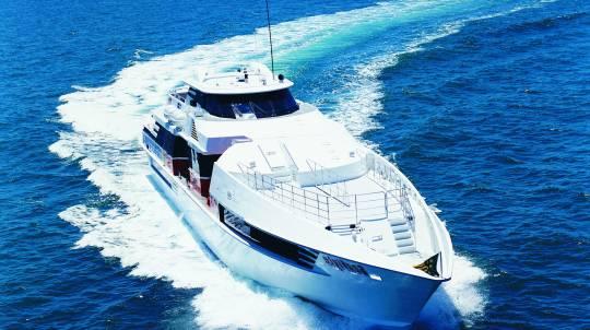 Perth Coastal Cruise - 90 Minutes