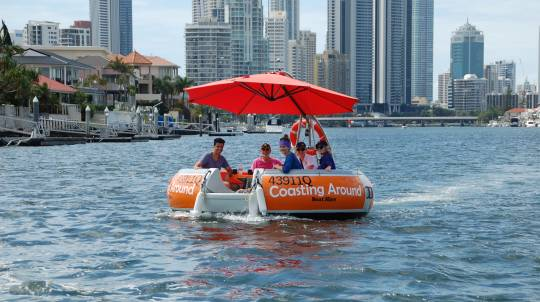 Private BBQ Boat Hire - 2 Hours - Gold Coast
