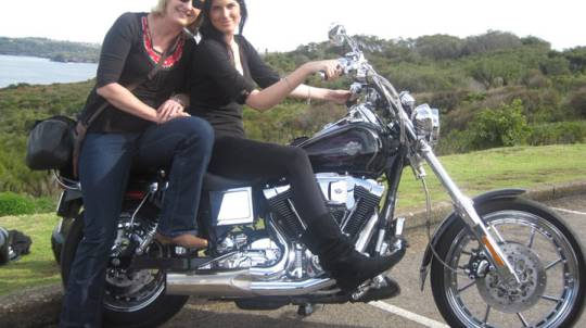 Harley Davidson Manly and Northern Beaches Tour - 90 Minutes