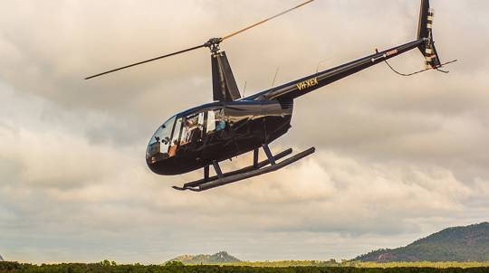 Helicopter Trial Instructional Flight - Cairns