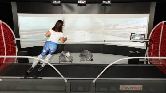 Ski Simulator Session - 30 Minutes