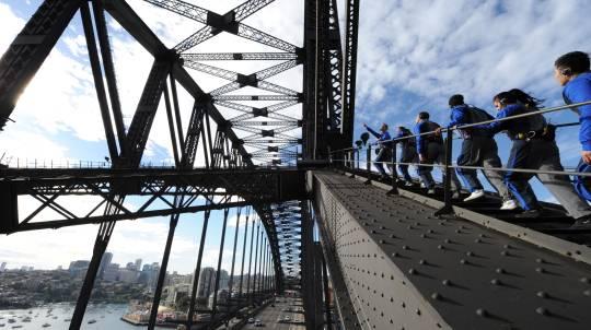 Sydney Harbour Bridge Express Day Climb - Weekend - Adult