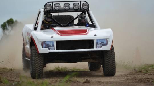 Trophy Truck Desert Driving - 10 Laps plus 2 Hot Lap - GC
