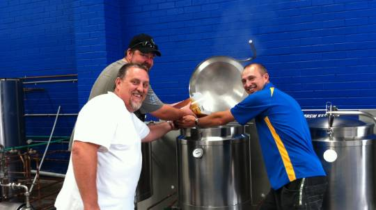 Brew Your Own Beer with 6 Cases and Tasting Session