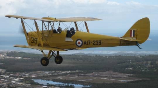 Tiger Moth Joy Flight - 30 Minutes