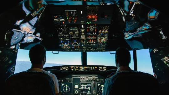 Jet Flight Simulator Experience - 90 Minutes