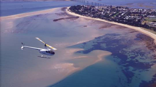 Phillip Island Helicopter Flight - 25 Minutes - For 2