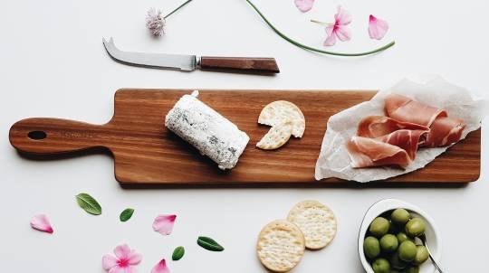 Personalised Planku Australian Hardwood Serving Board