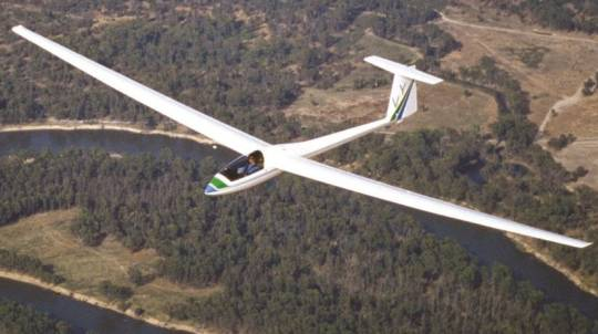 Gliding Introductory Flight - 3000ft - Great Diving Range