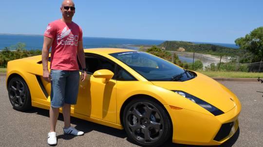 Lamborghini Joy Ride - Mornington Peninsula