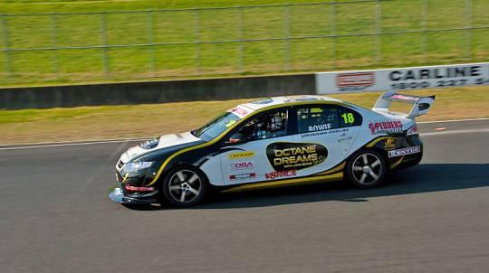V8 Race Car Driving - 4 Laps - Darwin - NT
